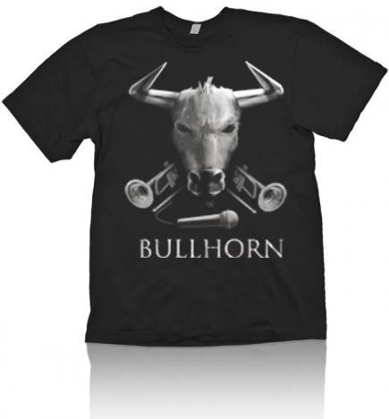 Awesome Bullhorn Tshirts