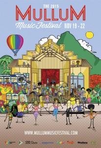 BULLHORN @ Mullumbimby Music Festival Nov 19-21