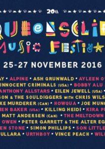 BULLHORN @ Queenscliff Music Fest Nov 25-27